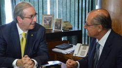 Alckmin ganha apoio de Cunha para alterar o ECA e outros