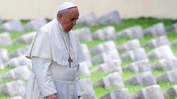 Para o papa Francisco, humanidade vive 'Terceira Guerra