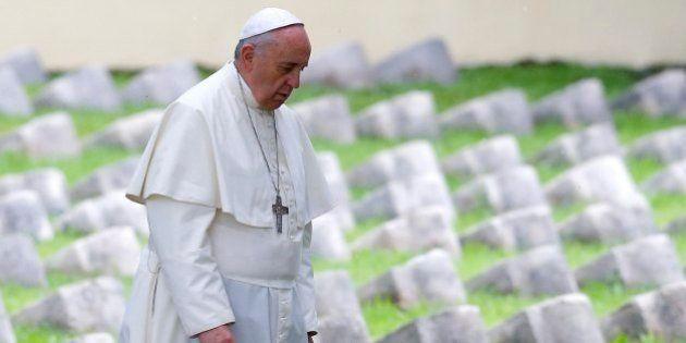 Papa Francisco diz que conflitos atuais pelo mundo são Terceira Guerra Mundial