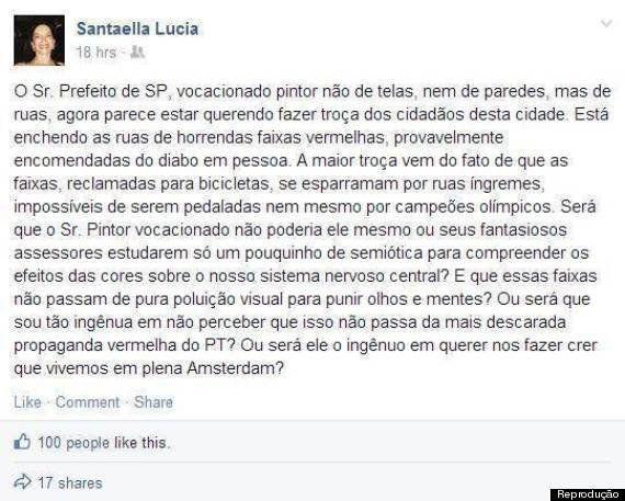 Carta à Lucia