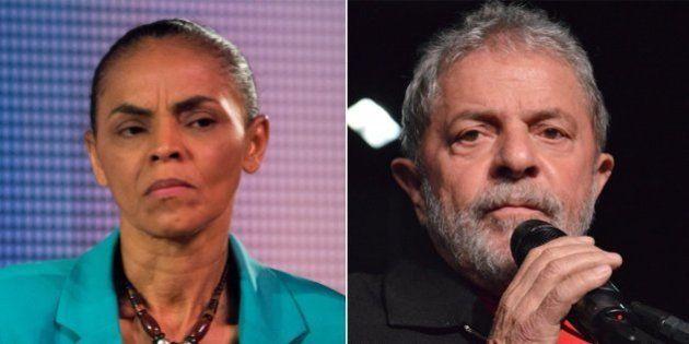 Marina rebate ataques do PT: 'Usam os mesmos preconceitos e mentiras lançados contra