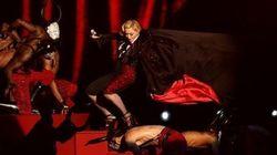Bolsa DIVA: Madonna cai e (re)ações no Twitter