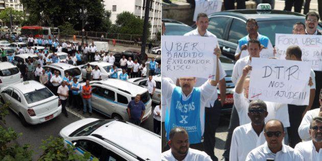 Polêmico, aplicativo Uber é alvo de projeto que quer proibir sua utilização no Estado de São
