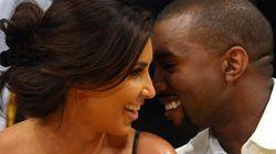 Quebrando a... floricultura!? Kanye West faz surpresa para Kim Kardashian no