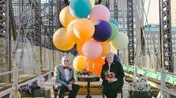 Para comemorar 61 anos de casamento, casal faz ensaio inspirado em 'Up! – Altas