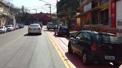 São Paulo terá radares para preservar ciclofaixas de motoristas