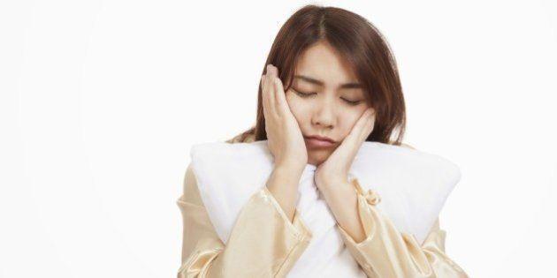 Como é possível saber se realmente dormi