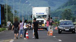 Cardozo avisa: quem bloquear rodovia será