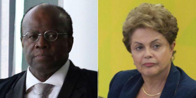 Dilma Rousseff demora para escolher substituto de Joaquim Barbosa; Para ministros, omissão é 'irrazoável'...