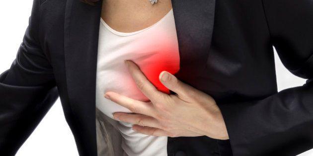 Mulheres jovens subestimam risco de infarto, diz