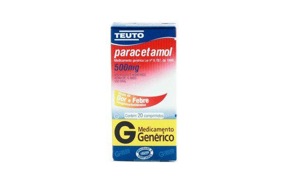 Teuto faz recall de 5 remédios; paracetamol, antidepressivo e remédio para colesterol tiveram embalagens