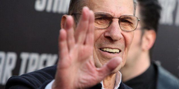 Leonard Nimoy, o Spock, foi fumante por 30 anos e tem um recado para você que ainda é