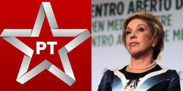 A briga continua: PT vai pedir vaga de Marta no Senado de