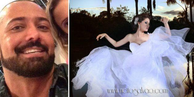 'Destruiu meu sonho', diz noiva que levou calote de