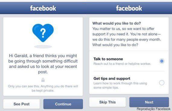 Facebook irá acrescentar ferramenta na rede que ajuda a prevenir o suicídio do
