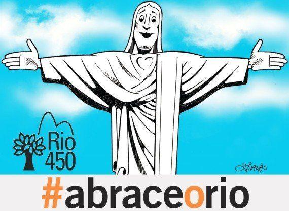 #AbraceoRio: sites e revistas da Editora Abril comemoram os 450 anos do Rio de