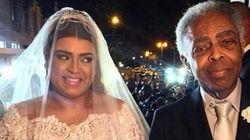 Que festa! 13 imagens que resumem o casamento inesquecível de Preta