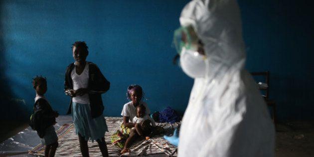 ONU, OMS e governo dos EUA vão discutir plano de ação para conter a epidemia de Ebola; surto está fora...
