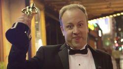 ASSISTA: Homem se passa por vencedor do Oscar e engana todo