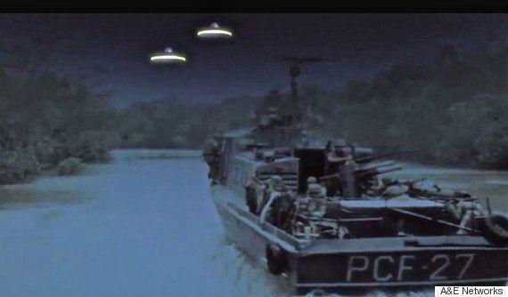 OVNIs confrontaram soldados durante a guerra, diz ex-oficial da Força Aérea dos Estados