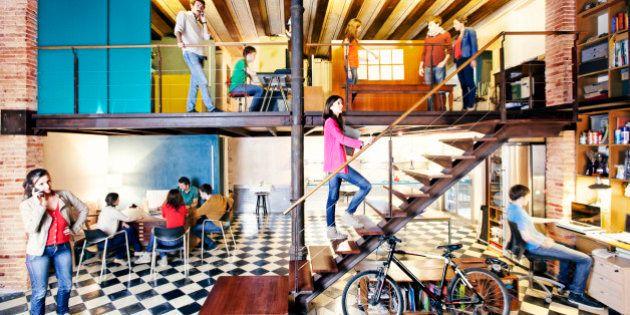 Criatividade: um negócio que só existe em ambientes
