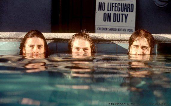Revelado ensaio exclusivo do Nirvana para álbum
