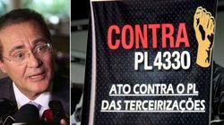 Terceirização chega ao Senado: Regulamentação será tema de debates na