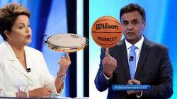 Debate da Zuêra! Qual a montagem mais tosca do debate da TV