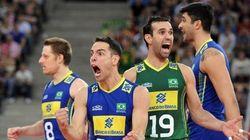Brasil passa por cima da Rússia e vai à semifinal do Mundial de