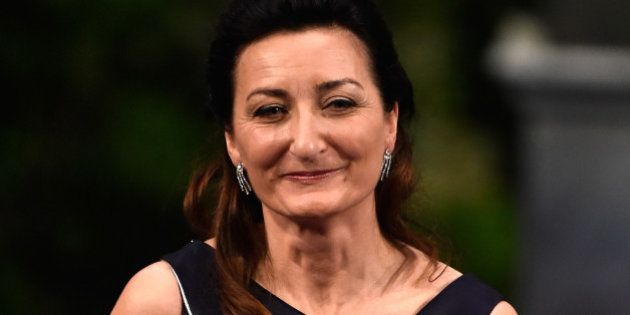 STOCKHOLM, SWEDEN - DECEMBER 10: Professor May-Britt Moser, laureate of the Nobel Prize in Physiology...