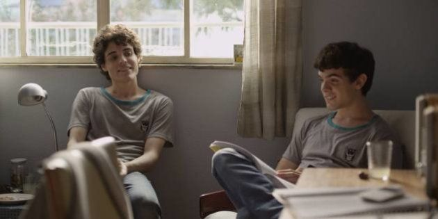 'Hoje eu quero voltar sozinho' é o representante brasileiro no Oscar