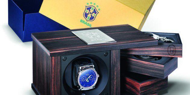 Comitê de ética manda dirigentes da Fifa devolverem relógios ganhos da CBF na