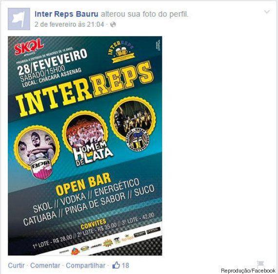 Organizadores de festa onde morreu estudante da Unesp tinham ligação com Atlética, apontam site oficial...