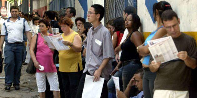 PNAD: desemprego cresce pela primeira vez no Brasil desde 2009 e atinge 6,5% da população economicamente