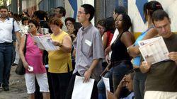 Desemprego cresce pela primeira vez no Brasil desde 2009, diz