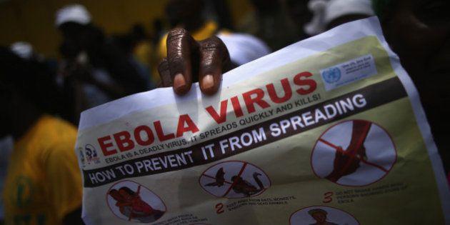 OMS afirma que sangue de pacientes que sobreviveram ao Ebola está sendo vendido no mercado negro na
