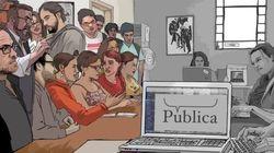 A 'Pública' quer que você escolha o tema de 10 reportagens ao longo do