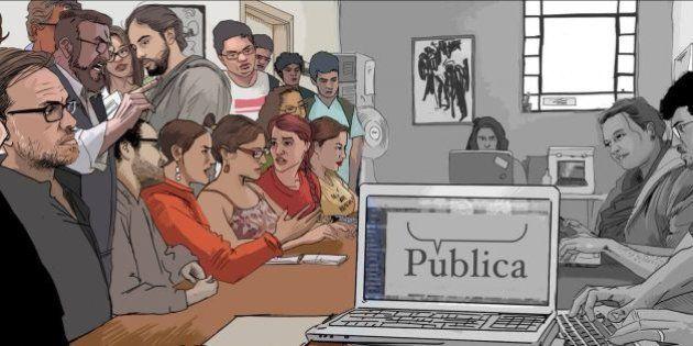 A Agência Pública quer que você escolha o tema de 10 reportagens ao longo do ano. Saiba
