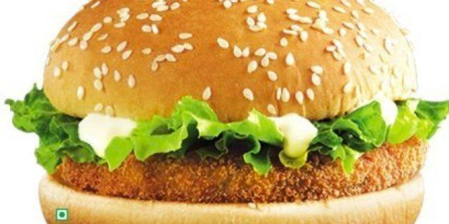 Caro McDonald's: por favor, faça um hambúrguer