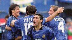 Maradona afirma que sua carreira poderia ter sido