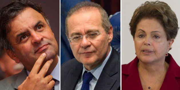 Presidente do Senado, Renan Calheiros devolve MP de Dilma e é aplaudido pela