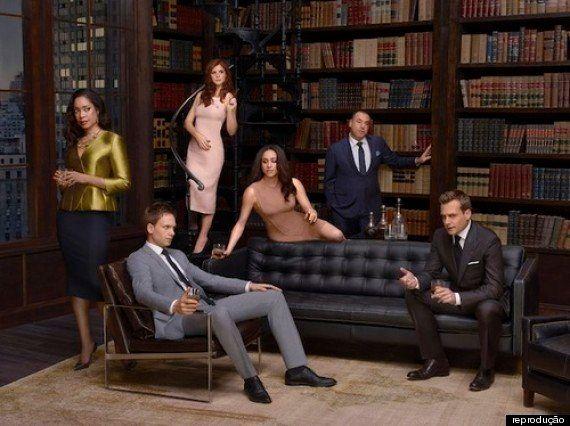 Suits: os engravatados mais cobiçados de Nova