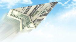 Nas alturas: Dólar opera em alta nesta quarta e chega a R$