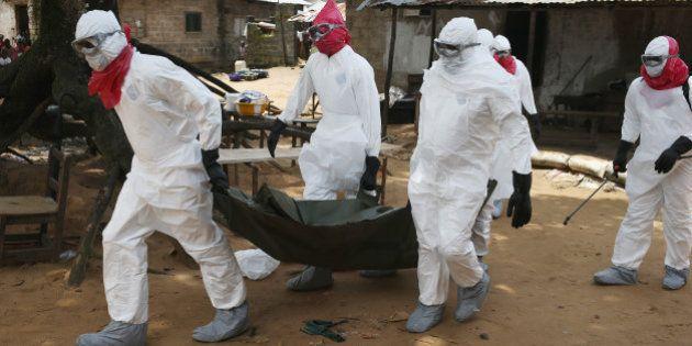 Enterros clandestinos e resistência de povos africanos a procedimentos de segurança fazem epidemia do...