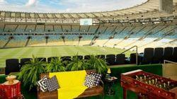 Airbnb sorteia noite pitoresca no Maracanã com clássico Fla-Flu e Renato