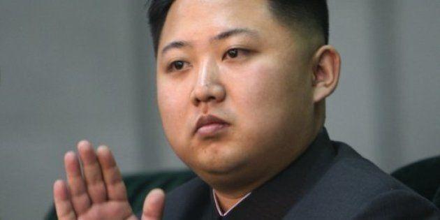 Kim Jong-Un seen on October 9,
