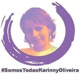 #SomosTodasKarinnyOliveira: mais um caso de abuso e