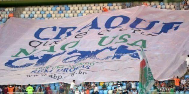 Torcidas organizadas de clubes do Rio se unem em campanha contra o
