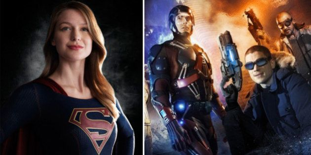 DC lança trailer de duas novas séries de TV: 'Supergirl' e 'Legends of Tomorrow'