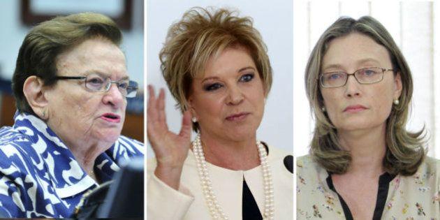 Mesmo com protesto, reforma política deve deixar as mulheres de